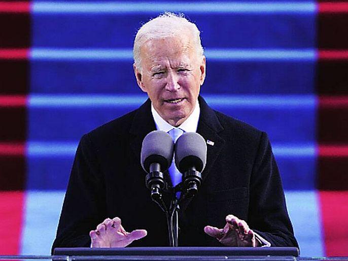 Gentleman Biden : The mental division in United States is Biden's biggest challenge   अमेरिकेत पडलेली मानसिक दुही हे बायडेन यांच्यासमोरील मोठे आव्हान