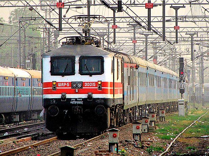 The Rajdhani will run daily on the Central Railway now | मध्य रेल्वेवर राजधानी यापुढे दररोज धावणार, प्रवाशांना मिळणार नवीन वर्षाची भेट