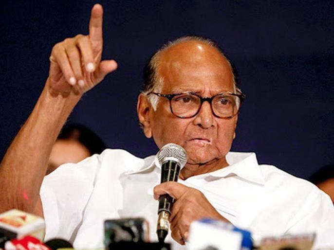 NCP leader sharad pawar congratulates akali dal for quitting bjp led NDA | भाजपाला 'धक्के पे धक्का'...!; शरद पवारांनी 'या' पक्षाचे आभार मानत केले अभिनंदन!