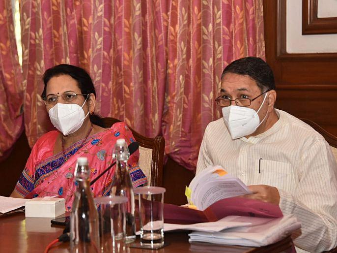 The state government should give priority to the registration of workers in the unorganized sector says Neelam Gorhe | राज्य शासनाने असंघटित क्षेत्रातील कामगारांच्या नोंदणीला प्राधान्य द्यावे - नीलम गोऱ्हे