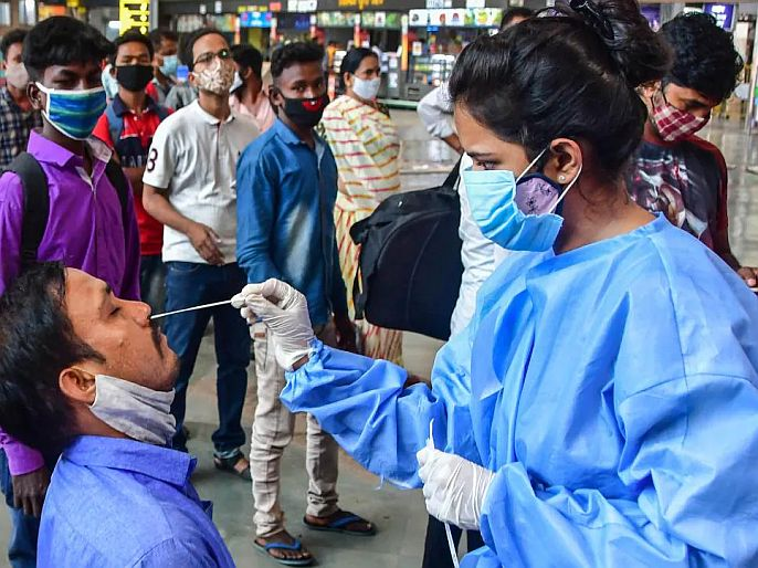Maharashtra CoronaVirus updates Today newly 58,924 patients have been tested as positive, 351 dead | CoronaVirus Updates: राज्यात कोरोनाचा कहर; 24 तासांत आढळले 58,924 नवे रुग्ण, 351 जणांचा मृत्यू