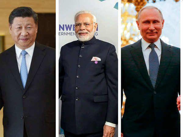 Russia involved in the china India border dispute know about Vladimir Putin main aim | भारत-चीन वादात रशियाची एन्ट्री, मोठा आहे पुतीन यांचा आशिया खंडातला प्लॅन