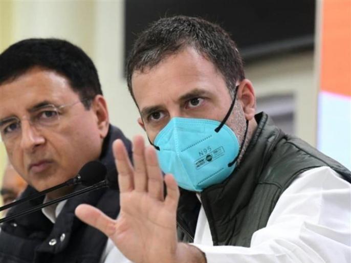 Rahul Gandhi's big allegation Modi's desire to hand over agriculture to friends, ignores farmers' issues | मित्रांच्या हाती कृषी क्षेत्र देण्याची मोदींची इच्छा, शेतकऱ्यांच्या प्रश्नांकडे दुर्लक्ष; राहुल गांधींचा मोठा आरोप
