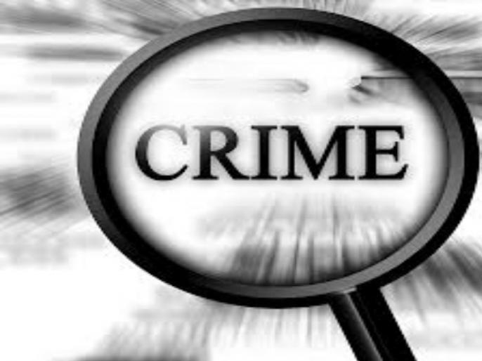 Crime of molestation registered on Ripai district president   रिपाइं जिल्हाध्यक्षावर विनयभंगाचा गुन्हा दाखल