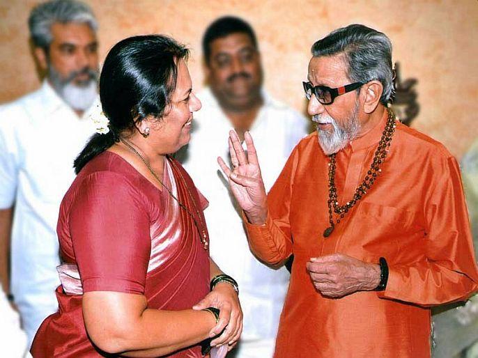 Balasaheb thackeray Grandfather of Shiv Sainiks says Neelam gorhe | शिवसैनिकांचे पितामह...