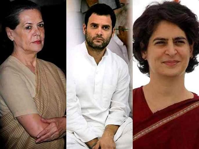 rahul priyanka and sonia gandhi triple attack on modi government sna | मोदी सरकारवर आतापर्यंतचा सर्वात मोठा हल्ला; राहुल, प्रियंका, सोनिया गांधींनी केला 'ट्रिपल अॅटॅक'