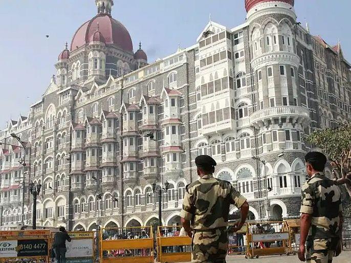 "threat called hotel Taj police filed fir against caller | ""मै लष्कर ए तोयबा से सुलतान बोल रहा हूँ""; हॉटेल ताजला धमकीचा फोन - गुन्हा दाखल"