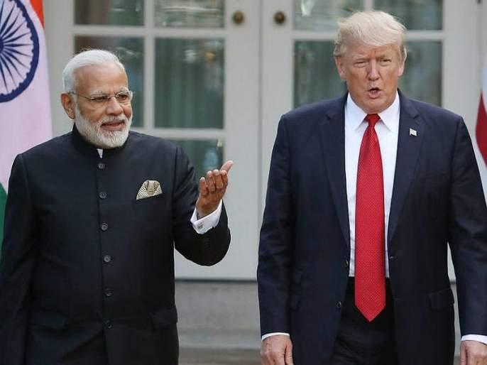 PM Modi and Donald Trump discuss on India US partnership to fight corona virus sna | भारत-अमेरिका एकसाथ करणार कोरोनाचा सामना, मोदींनी फोनवरून साधला ट्रम्प यांच्याशी संवाद