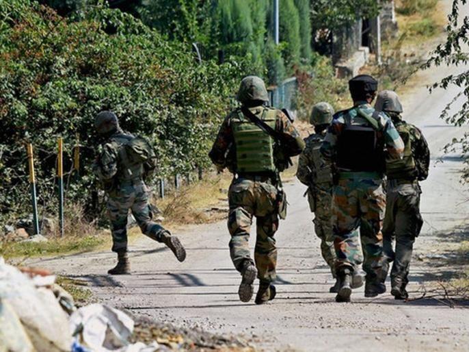 4 terrorists killed in clashes in Shopian and Pulwama districts | शोपियान आणि पुलवामा जिल्ह्यात चकमक,४ दहशतवाद्यांचाखात्मा
