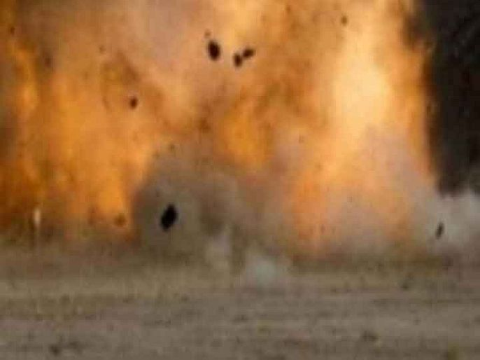 Chhattisgarh ITBP jawan dies due to ied blast in narayanpur | छत्तीसगडमधील नारायणपूर जिल्ह्यात IED स्फोट, महाराष्ट्रातील जवान शहीद