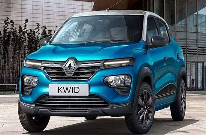 renault is offering 40000 discount on kwid car | फक्त 2.99 लाखांच्या Renault Kwidवर मिळतोय 40,000 रुपयांचा बंपर डिस्काउंट, 'हे' आहेत खास फिचर्स