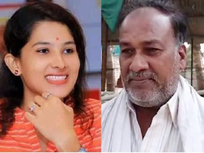 Pooja Chavan Suicide Case: On Shantabai Rathod allegation, father Lahu Chavan clarification   Pooja Chavan Suicide Case: शांताबाई राठोड यांच्या गंभीर आरोपावर पूजा चव्हाणचे वडील लहू चव्हाण म्हणाले...