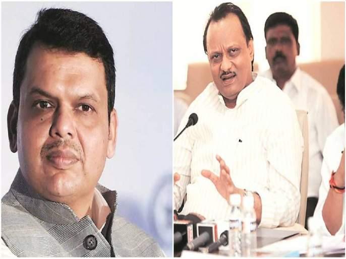 "Ajit Pawar challenge to BJP Devendra Fadnavis to bring no-confidence motion in Assembly | अजितदादा मोजकेच बोलले पण थेट बोलले, ""हिंमत असेल तर...""; मुख्यमंत्री उद्धव ठाकरेही बघत राहिले"