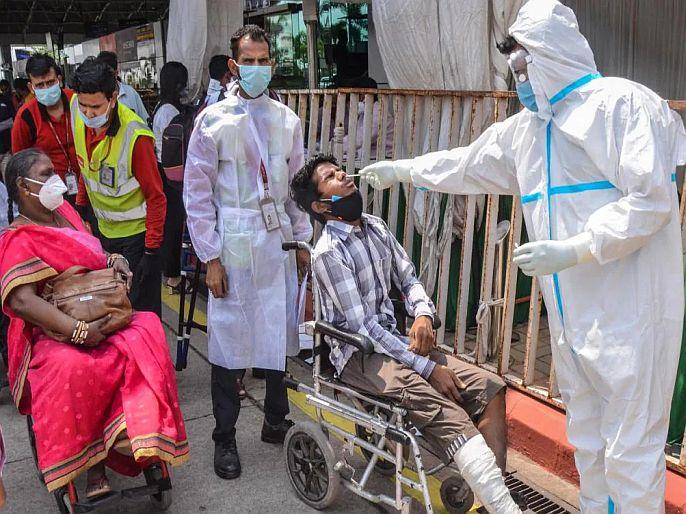 Coronavirus in India Coronavirus situation is getting worse 117 new covid cases coming in india in every minute | Coronavirus India Updates : कोरोनाचा कहर! देशात दर मिनिटाला 117 नवे कोरोनाबाधित, दर तासाला 38 जणांचा मृत्यू