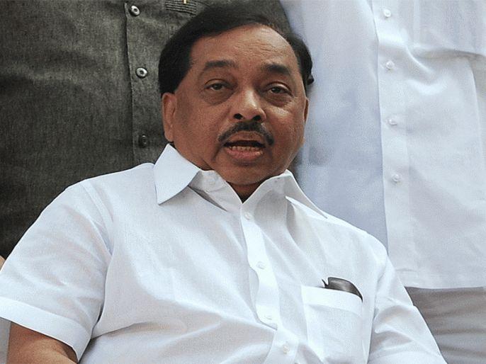 if mva government was not formed then jayant patil would have been in bjp   ...तर मंत्री जयंत पाटील आज भाजपत असते, नारायण राणेंचा खळबळजनक दावा