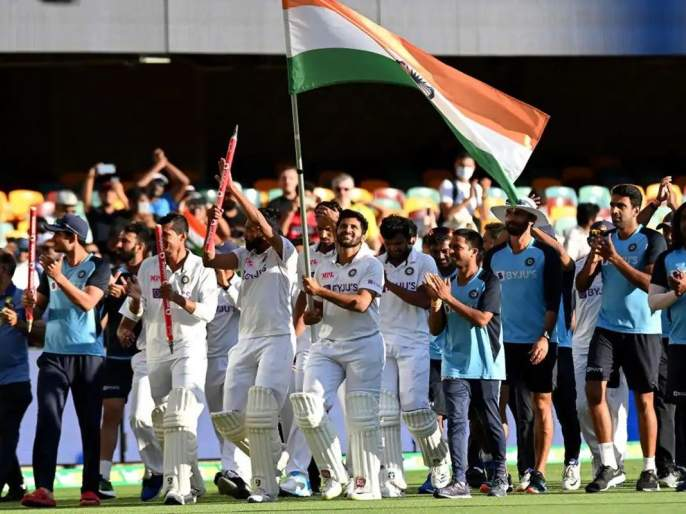 Ind Vs Aus Maratha Gadi, the master of success | मराठा गडी, यशाचा धनी!; भारताच्या विजयाने ऑस्ट्रेलियाचे पुरते गर्वहरण