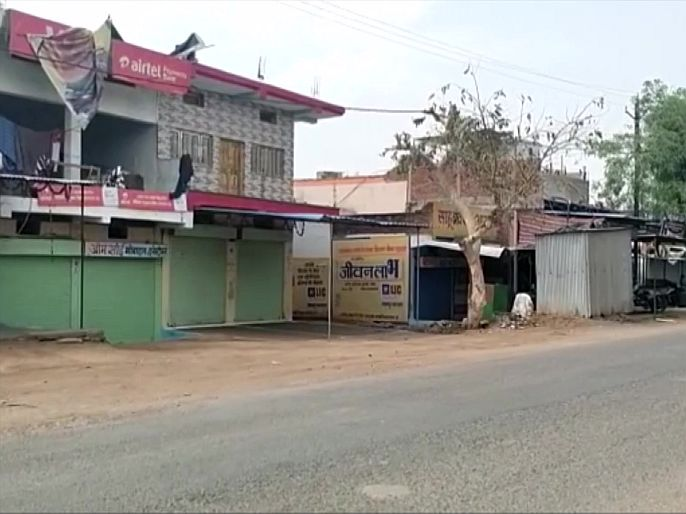 Madhya pradesh hinota in damoh district goes into self imposed lockdown amid corona virus surge shops shut for two days | Coronavirus: राजकारणामुळे सरकारचं कोरोना प्रतिबंधांकडे दुर्लक्ष, 'या' जिल्ह्यातील लोकांनी स्वतःच लावला लॉकडाउन