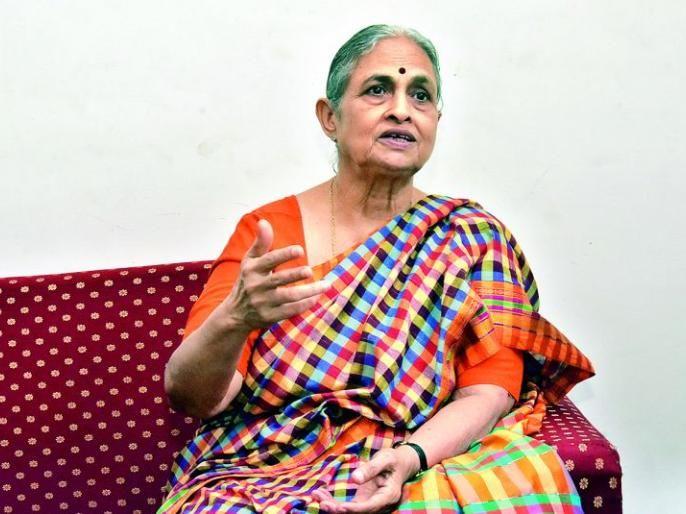 Women be fearless, Shalini Thackeray Free dialogue with Dr. Rani Banga   महिलांनो निर्भय बना, शालिनी ठाकरे यांचा डॉ. राणी बंग यांच्याशी मुक्त संवाद