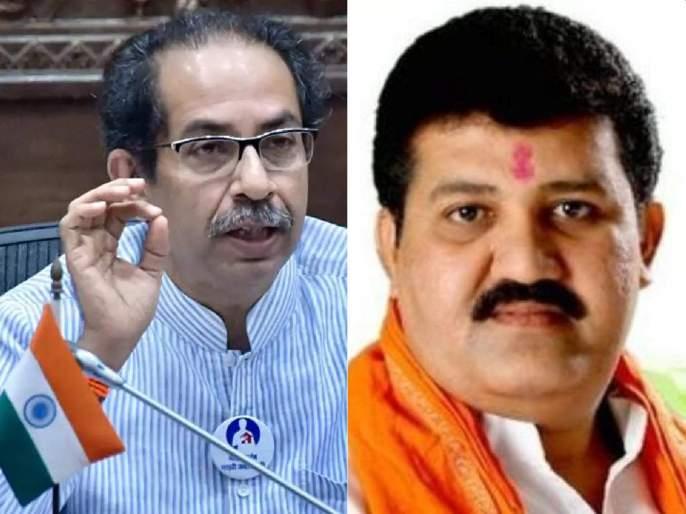"Pooja Chavan Suicide Case: BJP MLA Ram Kadam criticism on Uddhav Thackeray & Sanjay Rathod | Pooja Chavan Suicide Case: ""अधिवेशनाच्या तोंडावर कुंभकर्ण जागा झाला""; भाजपा आमदाराची बोचरी टीका"