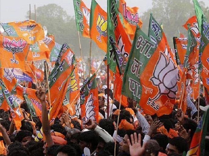 BJP victory in Gujarat district panchayat election | गुजरात : जिल्हा परिषद निवडणुकांत काँग्रेसचा 'सुपडा साफ', सर्वच्या सर्व 31 जागांवर भजपचा विजय