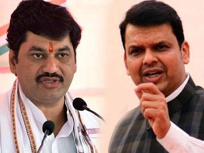 BJP leader Devendra Fadnavis replied to the question regarding Dhananjay Munde's resignation | एक गोष्ट लक्षात ठेवा...!; धनंजय मुंडेंच्या राजीनाम्यासंदर्भात विचारलेल्या प्रश्नावर फडणवीसांनी दिलं असं उत्तर