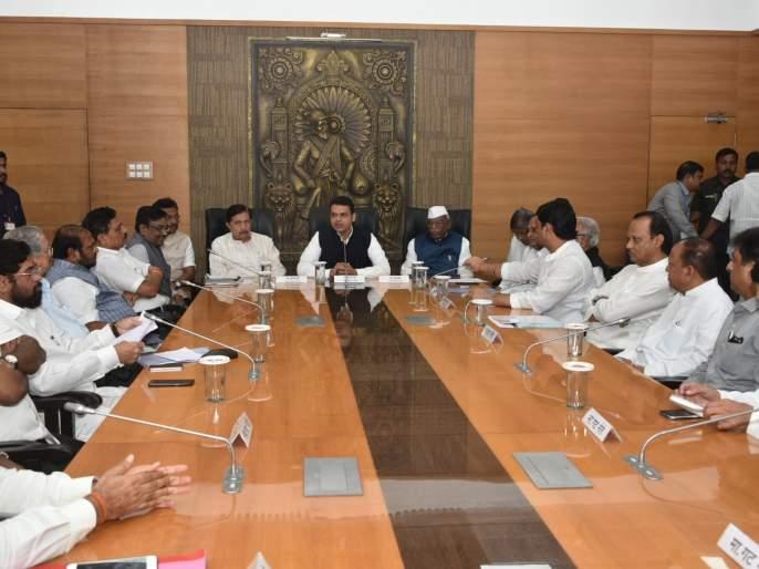 Opposition party believes Devendra Fadnavis should become Chief Minister | 'विरोधी पक्षालाही वाटतं देवेंद्र फडणवीस हेच मुख्यमंत्री व्हावेत'