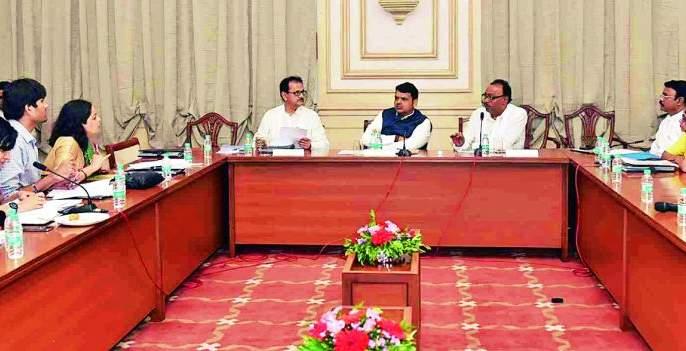Now online lottery for Pantapradhan Gharkul: CM's approval | पंतप्रधान घरकुलासाठी आता ऑनलाईन सोडत : मुख्यमंत्र्यांची मान्यता