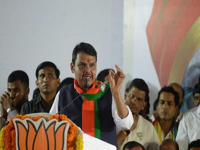 Maharashtra Election 2019: Sharad Pawar's condition like jailer in 'Sholay' | Maharashtra Election 2019 : शरद पवारांची अवस्था 'शोले'तील जेलर सारखी,मुख्यमंत्र्यांकडून बोचरी टीका