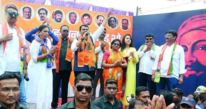 Maharashtra Assembly Election 2019: Lotus will be bloom from ballot on the day of the results: CM expresses confidence   Maharashtra Assembly Election 2019 : निकालाच्या दिवशी मतपेटीतून कमळच फुलणार : मुख्यमंत्र्यांनी व्यक्त केला विश्वास