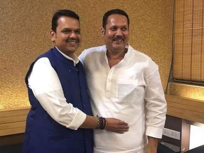 BJP will benefit greatly from udayanraje bhosle - Chief Minister | उदयनराजेंच्या पक्षप्रवेशामुळे भाजपाला मोठा फायदा होईल - मुख्यमंत्री