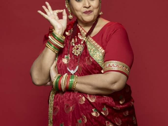 These things like Supriya Chakyacha khichadi hansa | सुप्रिया पाठकला खिचडीच्या हंसामधील आवडतात या गोष्टी