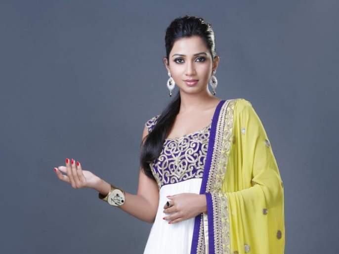 Shreya Ghoshal will decorate the museum of Madam Tussauds !! | मॅडम तुसाद संग्रहालयाची शोभा वाढविणार श्रेया घोषाल!!
