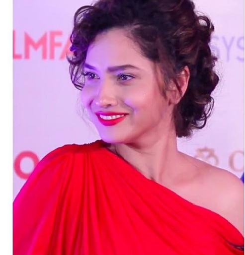 Ankita Lokhande disclosed the ban | अंकिता लोखंडे ने केला हा खुलासा
