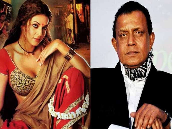 Mithun Chakraborty was wrong while giving a bold scene with Sushmita Sen !! | सुष्मिता सेनसोबत बोल्ड सीन देताना मिथुन चक्रवर्तीने केला होता चुकीचा स्पर्श !!