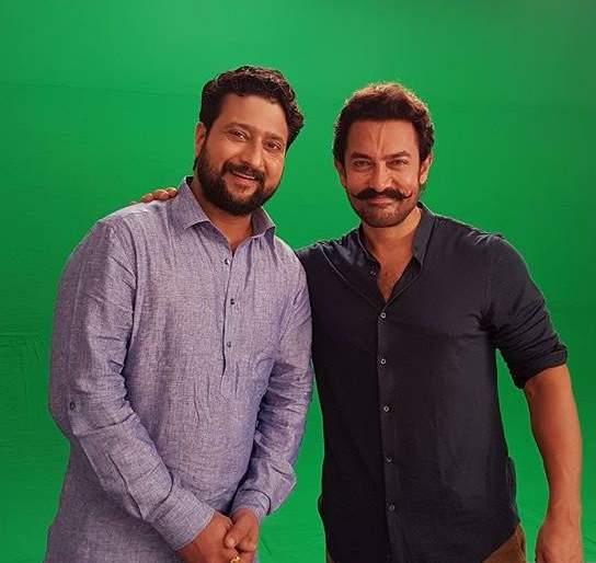 Jitendra Joshi is working for Aamir Khan's water foundation | जितेंद्र जोशी करतोय आमिर खानच्या पाणी फाऊंडेशनसाठी काम?
