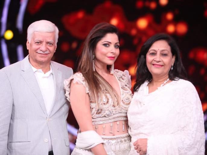 On the set of 'Om Shanti Om', Kanika Kapoor sat in a surprise | 'ओम शांती ओम'च्या सेटवर कनिका कपूरला बसला आश्चर्याचा धक्का