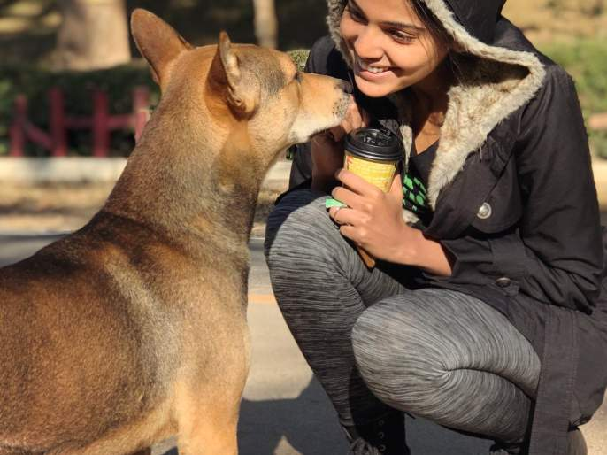 Pooja Sawant tells you, he will remain in your heart | पूजा सावंत सांगतेय, तो कायम राहील हृदयात