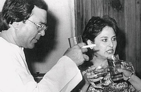 Rajesh Khanna and Anju Mahindru were the reason for this breakup | राजेश खन्ना आणि अंजू महेंद्रू यांचे या कारणामुळे झाले होते ब्रेकअप