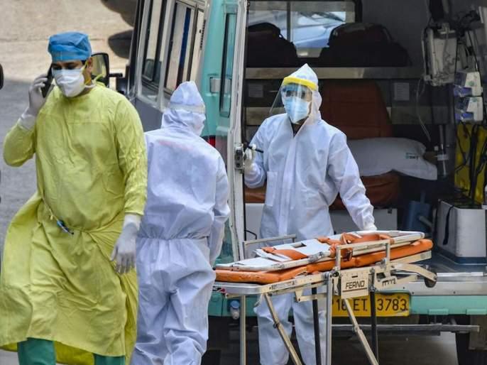 CoronaVirus In India Deaths From Covid 19 Infections In India Fell To 580 On Saturday   CoronaVirus News: लवकरच देशात कोरोनाचं दहन?; गेल्या ९८ दिवसांत जे घडलं नाही, ते काल घडलं