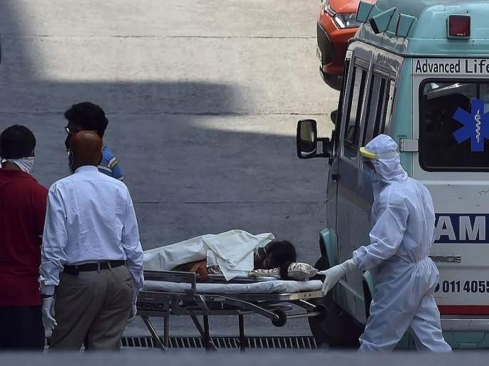 CoronaVirus News 12 people died of lack of oxygen in peoples hospital in bhopal | CoronaVirus News: धक्कादायक! ऑक्सिजनच्या तुटवड्यामुळे १२ कोरोना रुग्णांचा तडफडून मृत्यू