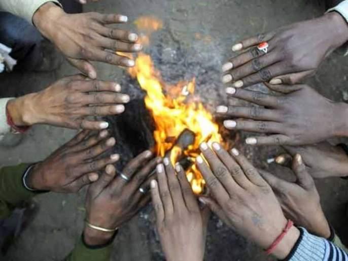 Nagpur is the coldest in Vidarbha: mercury at 10.6 degrees   विदर्भात नागपूर सर्वात थंड : पारा १०.६ डिग्रीवर