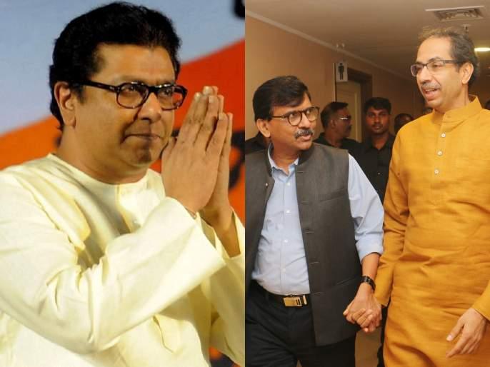 """Raj Thackeray able to handle Balasaheb 'Thackeray brand'; MNS Reply to Shiv Sena   """"बाळासाहेबांचा 'ठाकरे ब्रँड' सांभाळण्यास राजसाहेब समर्थ""""; शिवसेनेच्या सादेला मनसेची चपराक"""