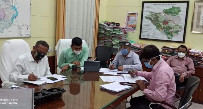Don't crowd on Navratri: Collector's appeal | नवरात्रीत गर्दी करू नका: जिल्हाधिकाऱ्यांचे आवाहन