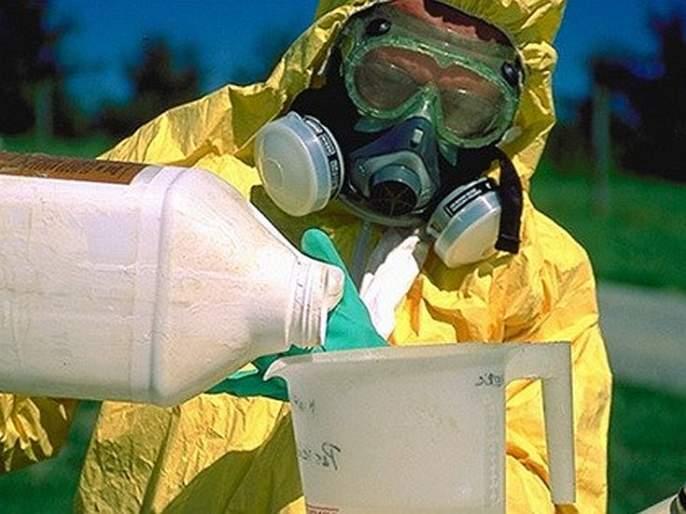 Combination of pesticides and herbicides can danger to crop; Agricultural scientist claims | कीडनाशक, तणनाशक औषधांच्या मिश्रणाने पिकांना धोका ;कृषी शास्त्रज्ञाचा दावा