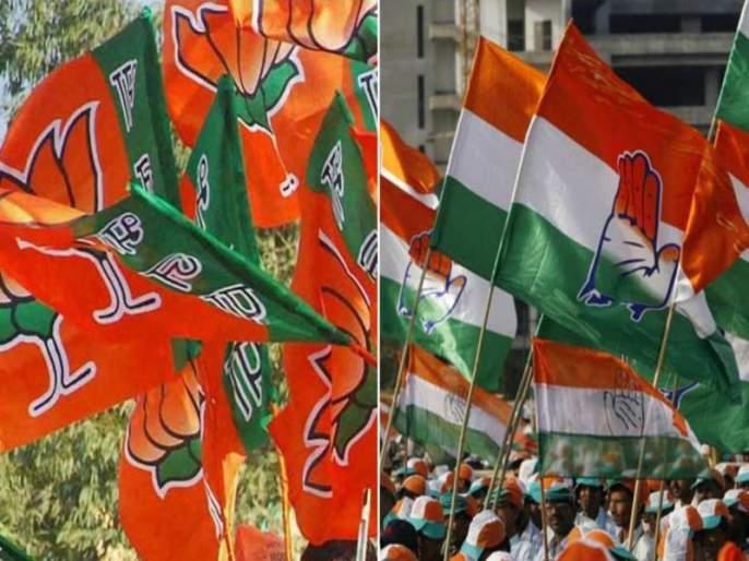 Will BJP of Congress in North Karnataka stop the war?   उत्तर कर्नाटकातील भाजपचा वारू काँग्रेस रोखणार का?
