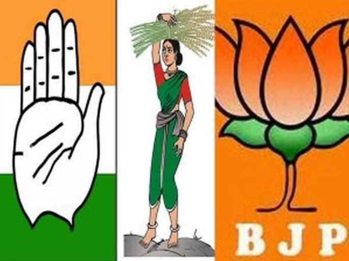 Karnataka: Congress-JDS face challenge for BJP ahead   कर्नाटक: कॉँग्रेस-जेडीएस आघाडीचे भाजपसमोर आव्हान