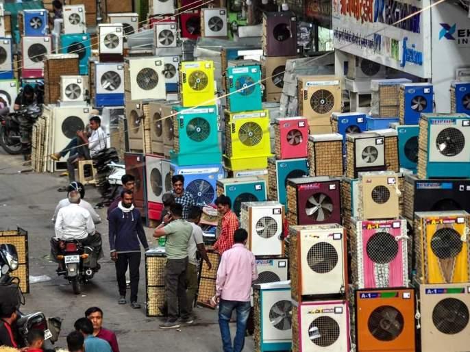 Loss of Thousand crore cooler business in Nagpur | नागपुरात हजार कोटींच्या कुलर व्यवसायावर पाणी