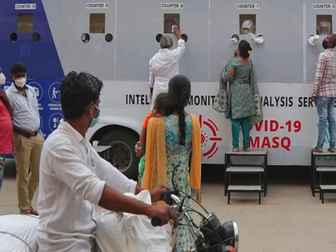 Corona Virus: 10,000 patients in the maharashtra again! | Corona Virus: चिंता वाढली!राज्यात पुन्हा१० हजार रुग्ण!