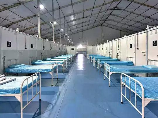 A 140-bed covid center will be set up at the Mangal office of Siddheshwar Sugar Factory | 'सिद्धेश्वर'साखर कारखान्याच्यामंगल कार्यालयात १४० बेडचे कोविड सेंटर उभारणार
