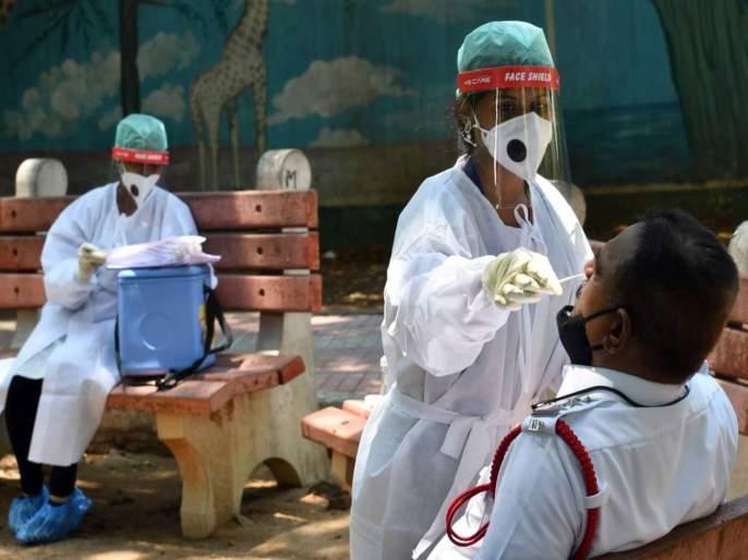 More than 1 5 lakh patients registered in the last 24 hours in the country coronavirus lots of deaths | कोरोनाचा कहर : आतापर्यंतची सर्वात मोठी रुग्णवाढ; देशात चोवीस तासांत दीड लाखांपेक्षा अधिक रुग्णांची नोंद